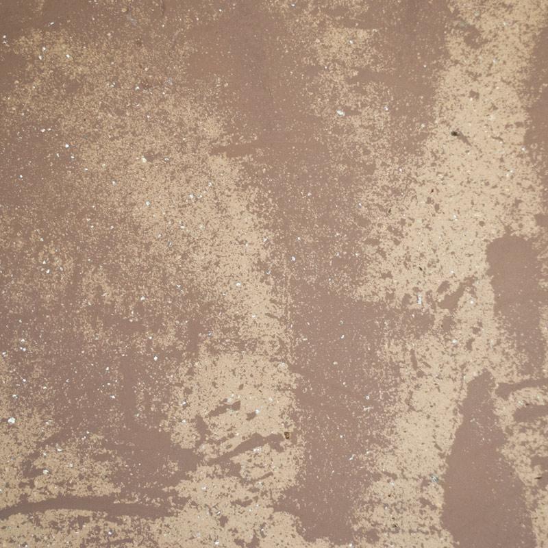 Lehm-Spachtelputz mit Effekt