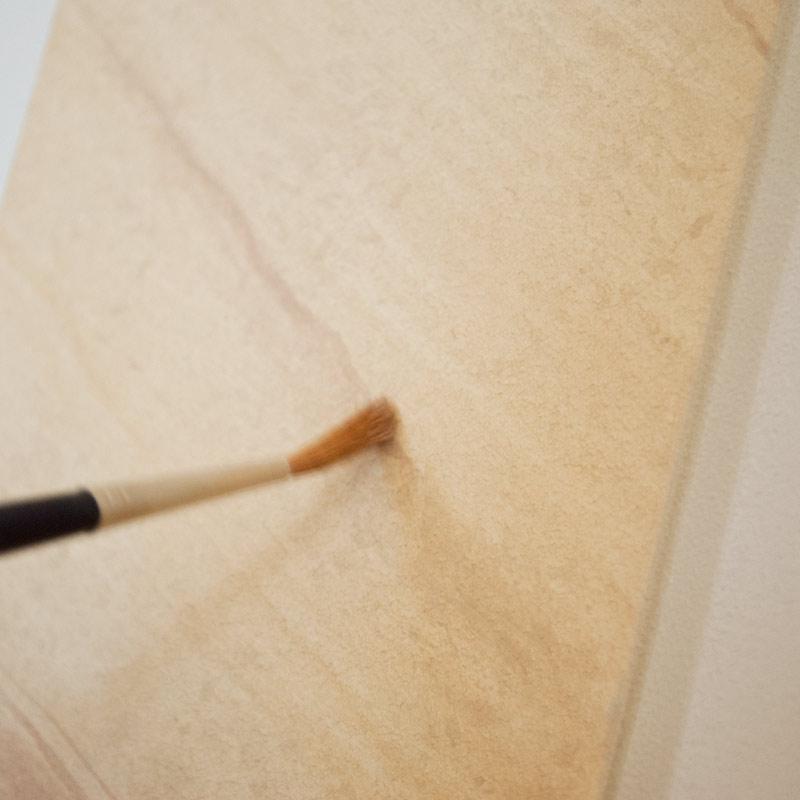 Malermeisterin Susan Menge - Imitationsmalerei Sandstein