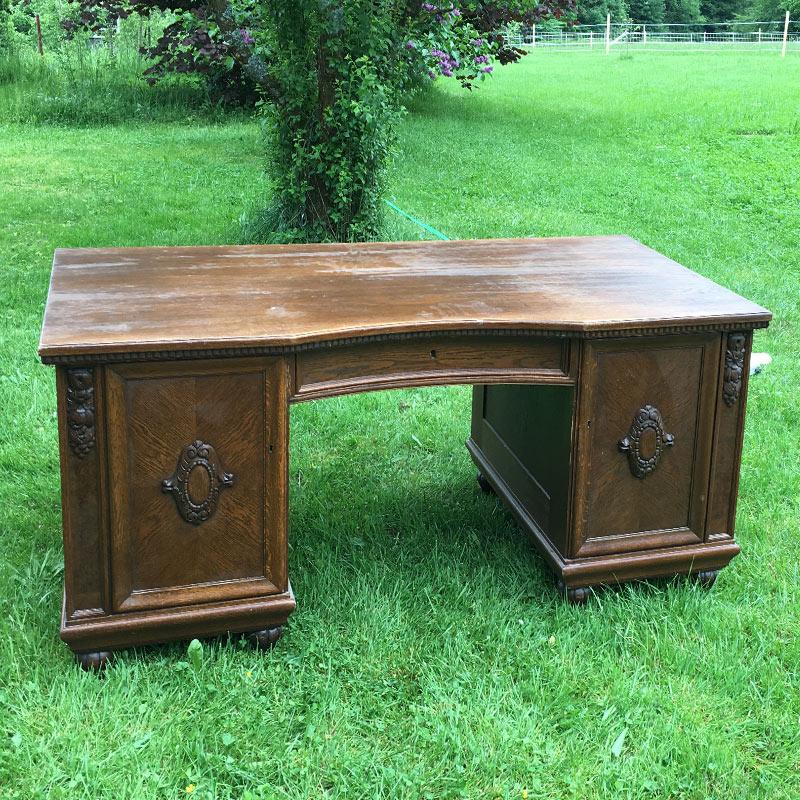 Schreibtisch gebraucht Gründerzeit