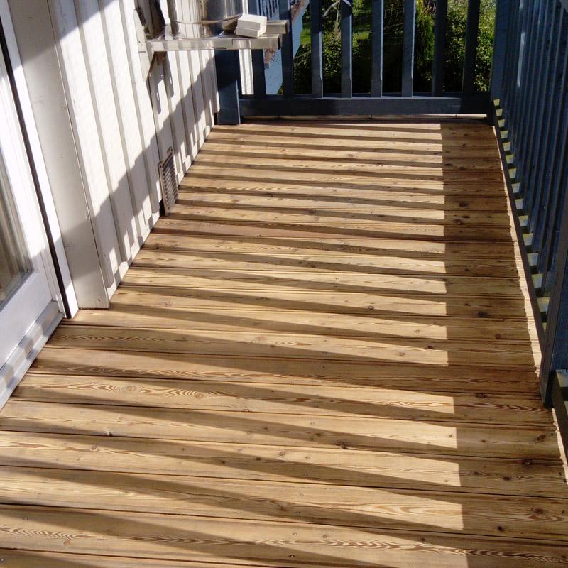 Malermeisterin Menge Renovierung Balkonboden nachher