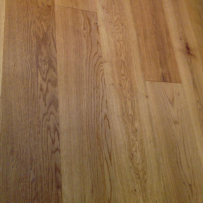 Holz-Fußboden-Renovierung nachher